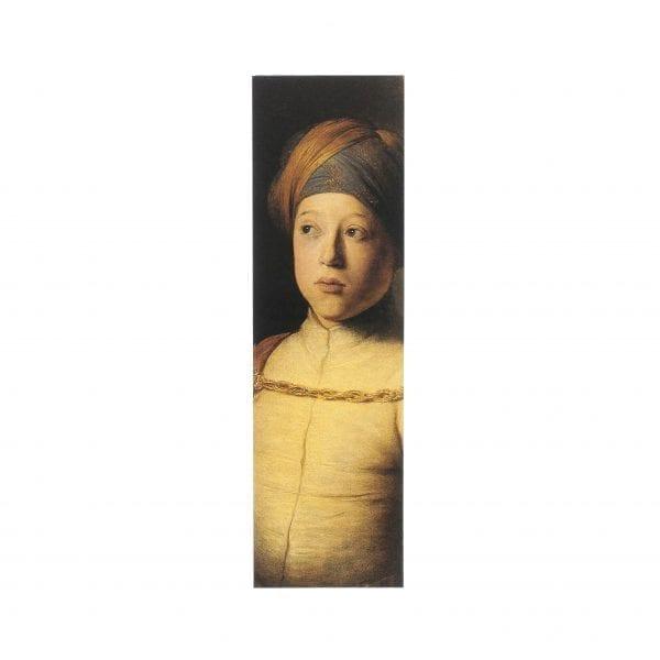 Bookmark Boy in a Cape and Turban