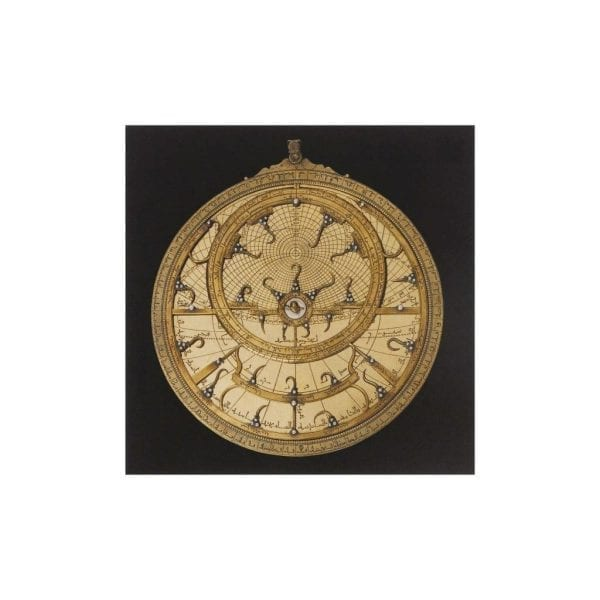 Postcard Astrolabe