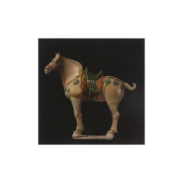 Postcard Batrian horse