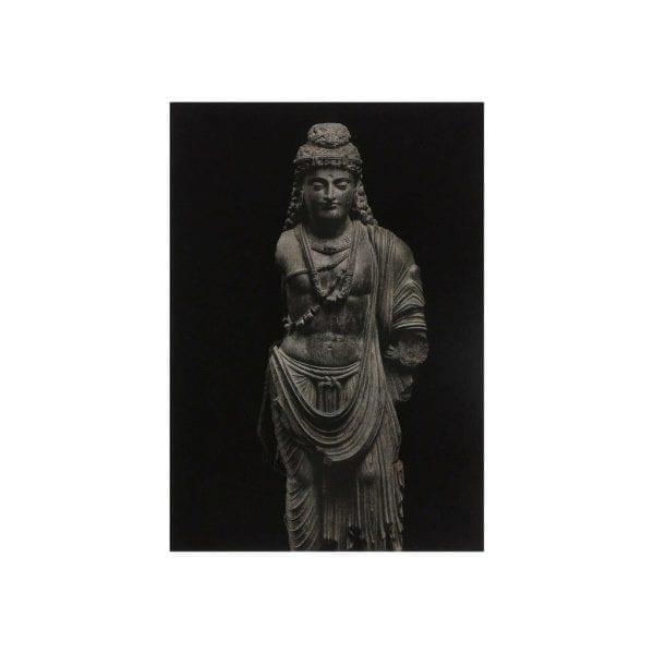 Postcard Standing Bodhisattva
