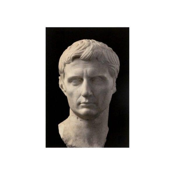 Postcard Portrait of the Imperator Augustus
