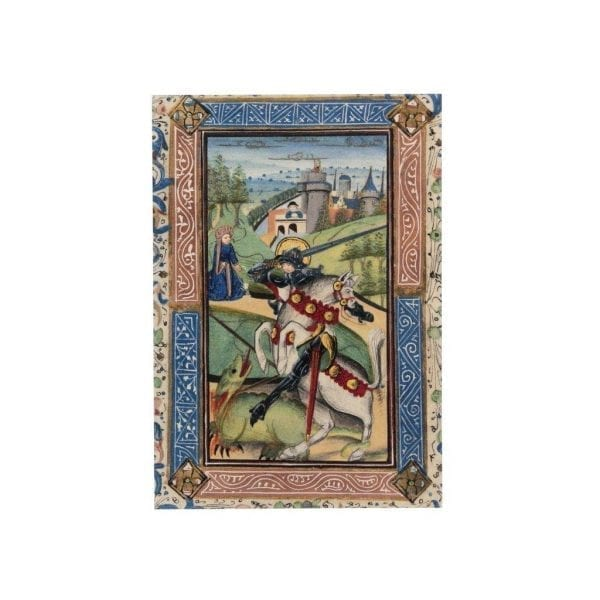 Postcard Book of Hours
