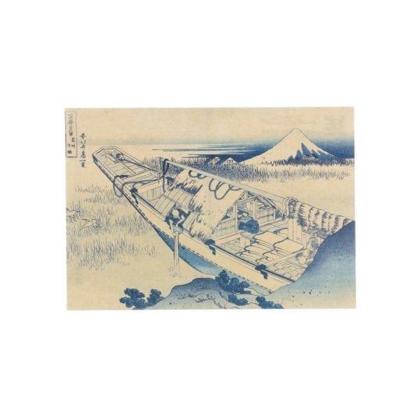 Postcard Joshu Ushibori