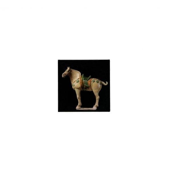 Magnet Batrian horse