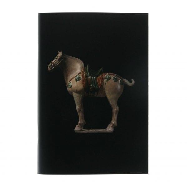 A5 Notebook Batrian Horse