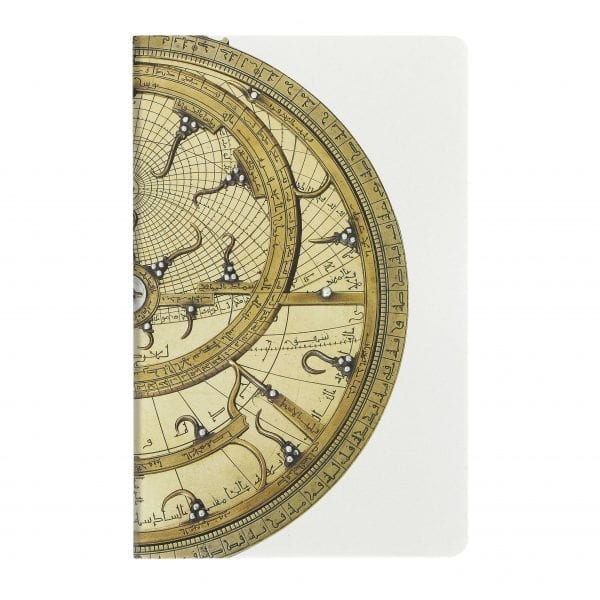 A5 Notebook Astrolabe