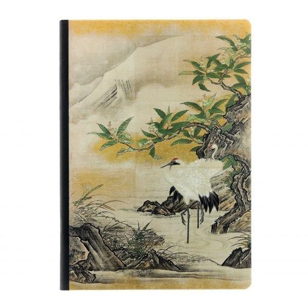 A5 Notebook Set of four Fusuma