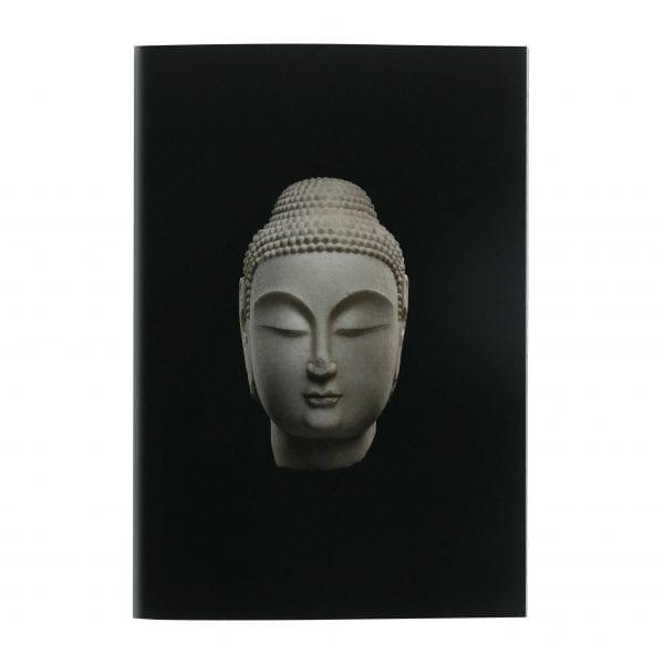 A5 Notebook Head of Buddha