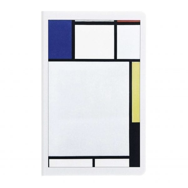 A5 Notebook Piet Mondrian