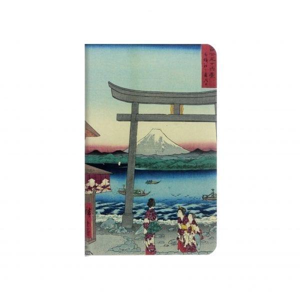 A6 Notebook Utagawa Hiroshige