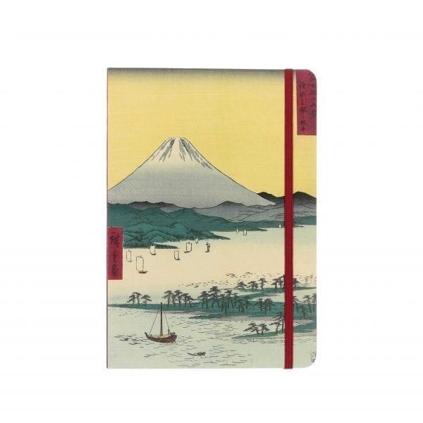 A5 Notebook Utagawa Hiroshige