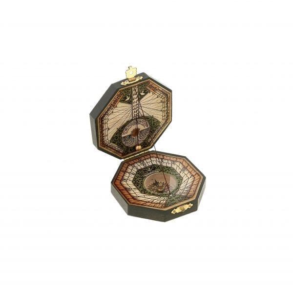 Compass Octogonal Brass