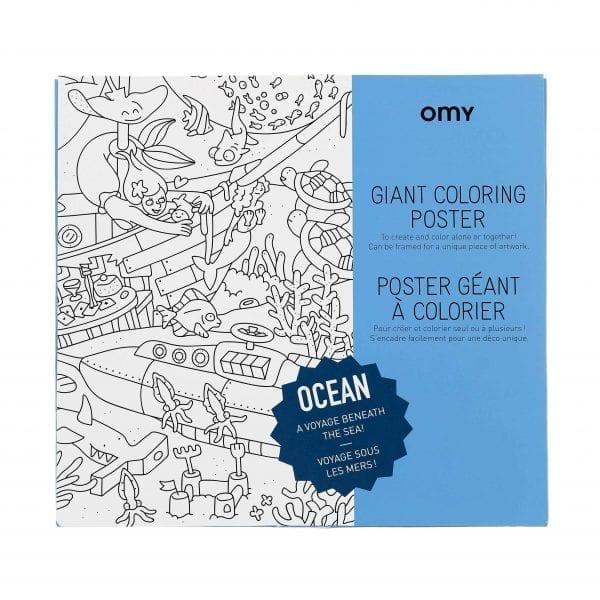 Large Poster Ocean