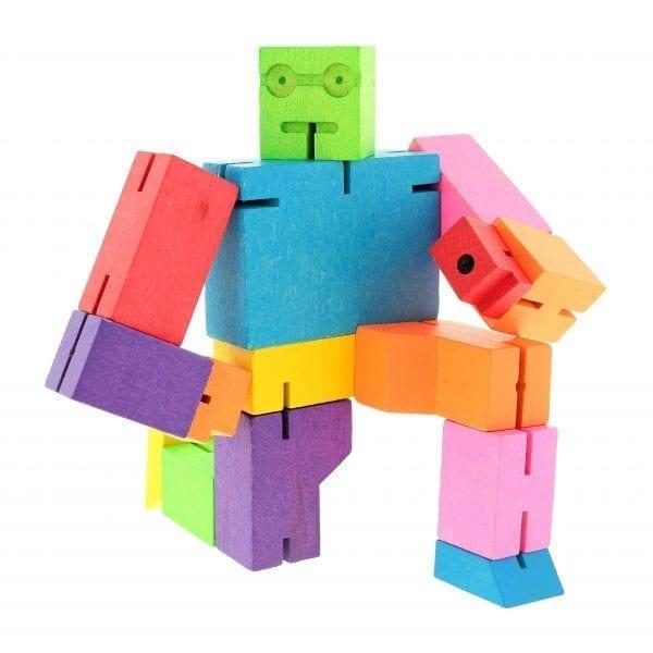 Cubebot Medium Multi colour
