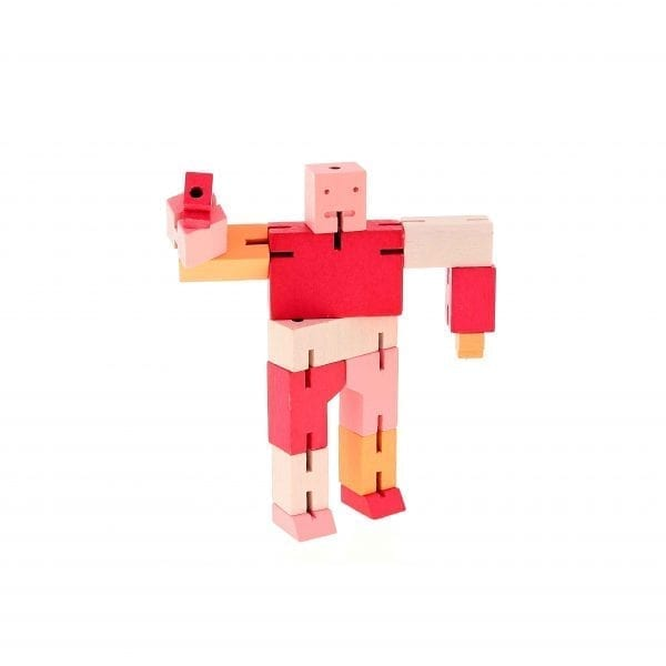 Cubebot Micro Multi Red