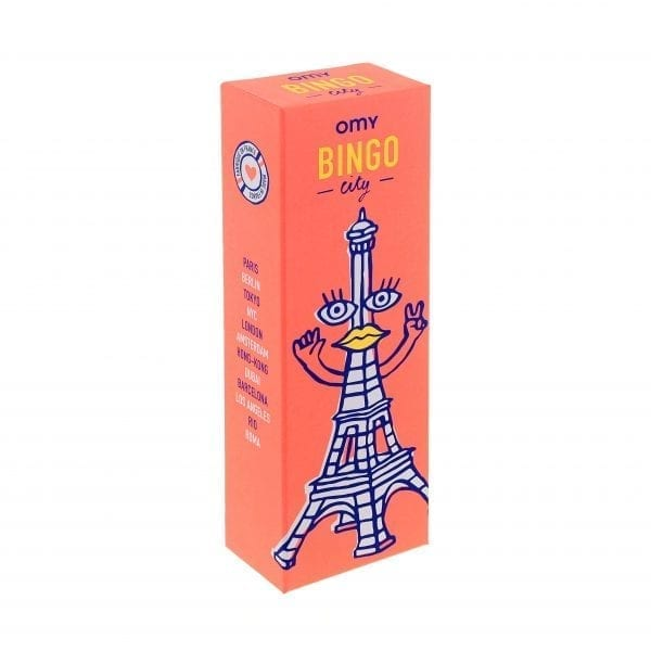 Box of Bingo Game