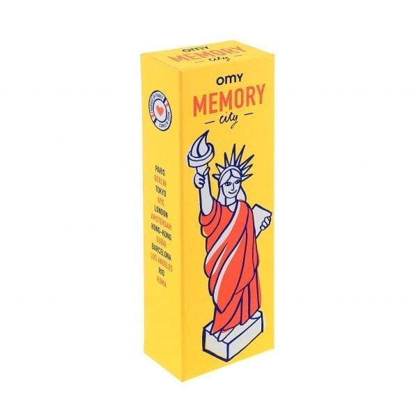 Box of Memory Game