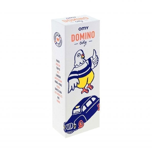 Box of Domino Game