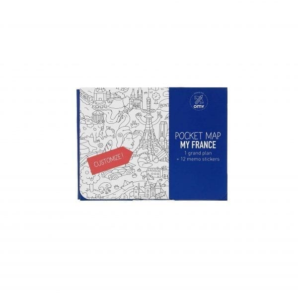 Pocket Map France
