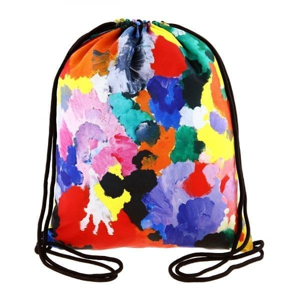 Loqi Backpack. Ernst Wilhelm Nay - Irisches Gedicht