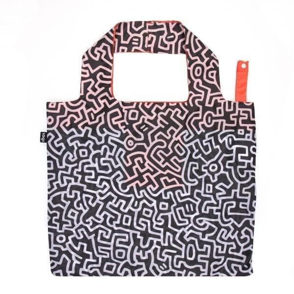 Loqi bag. Keith Haring - Untitled
