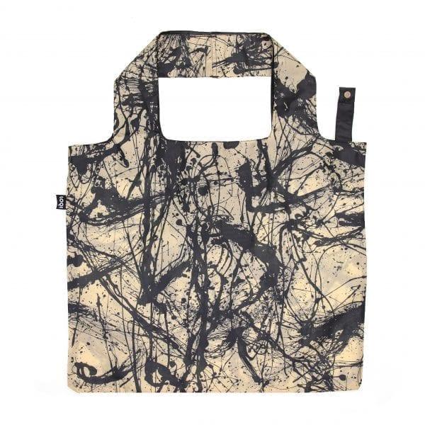 Loqi bag. Jackson Pollock - Number 32
