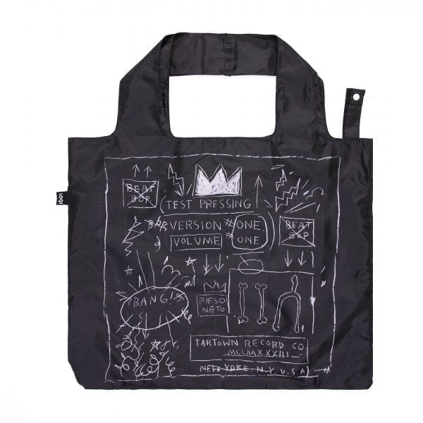 Loqi bag. Jean-Michel Basquiat - Crown