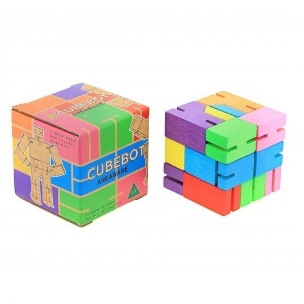 Cubebot Small Multi colour