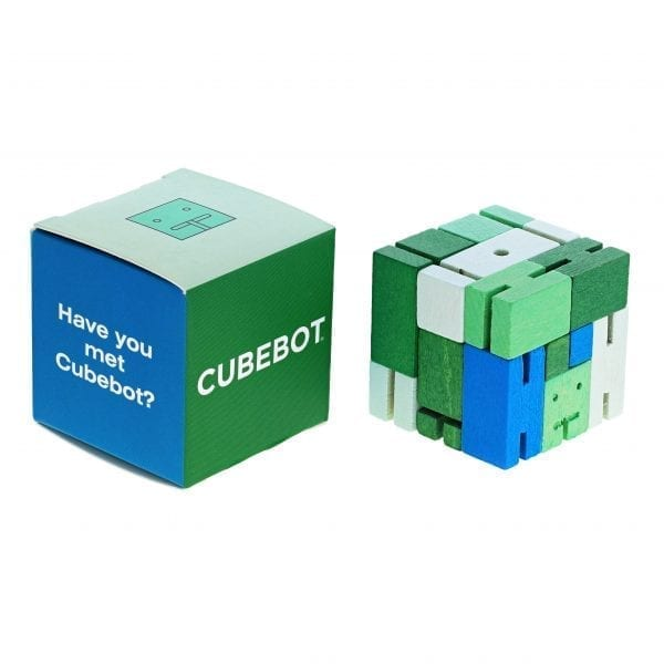 Cubebot Micro Multi Green