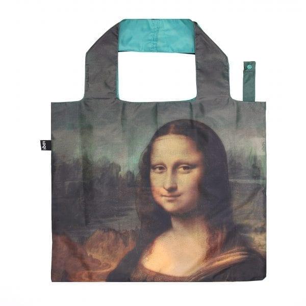 Loqi bag. Leonardo Da Vinci - Mona Lisa