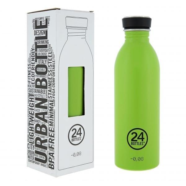 Urban Bottle Lime Green