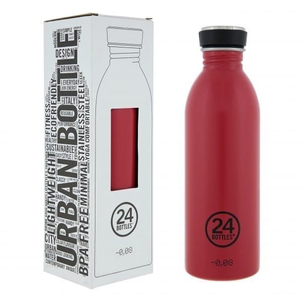 Urban Bottle Hot Red