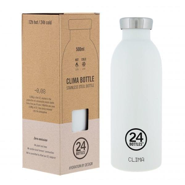 Clima Bottle Ice White
