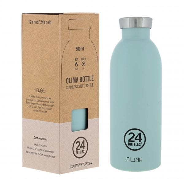 Clima Bottle Cloud Blue