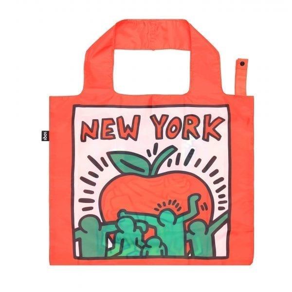 Loqi bag. Keith Haring - New York