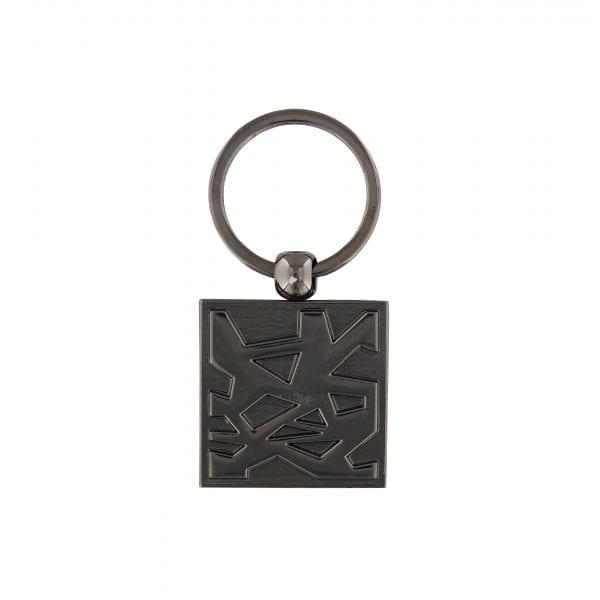 Louvre Abu Dhabi Black Square Key chain