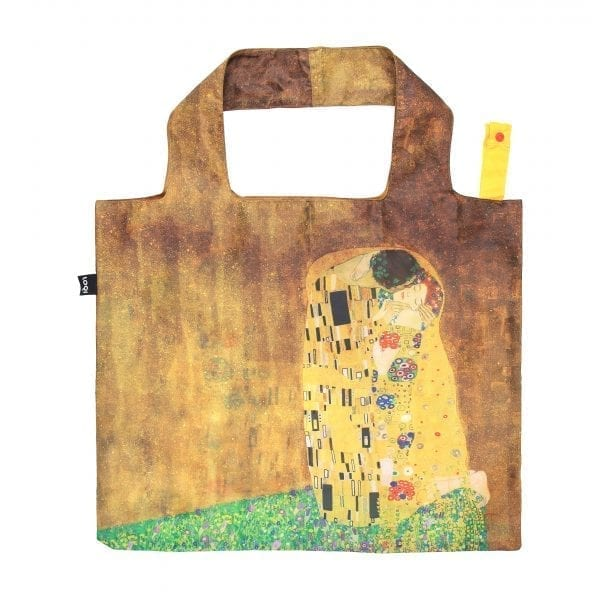 Loqi bag. Gustav Klimt - The Kiss