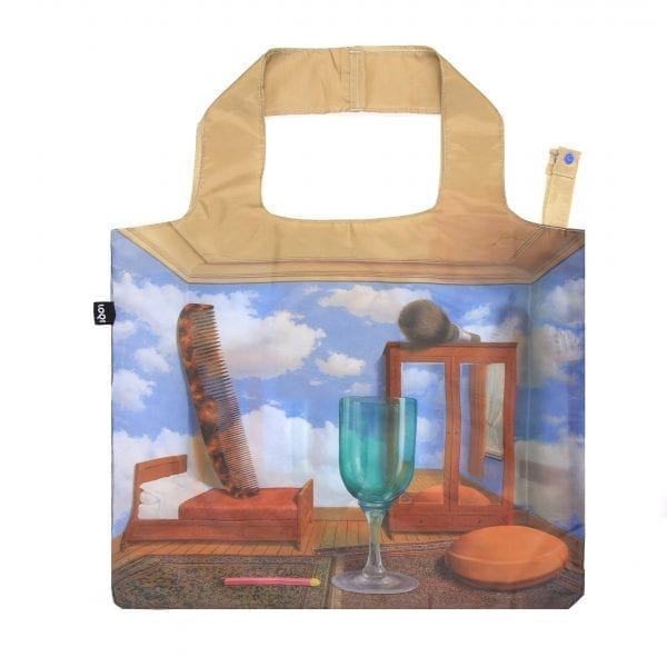 Loqi bag. Rene Magritte - Personal Values