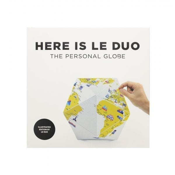 Here is Le Duo Small Globe
