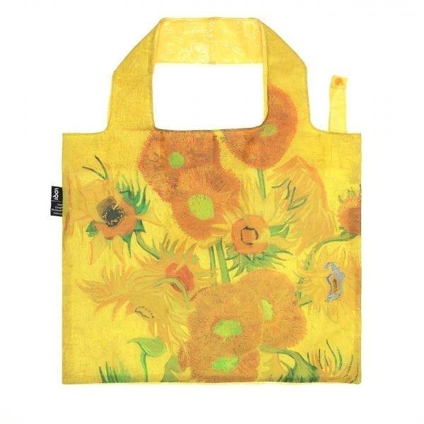 Loqi bag. Vincent Van Gogh - Sunflowers