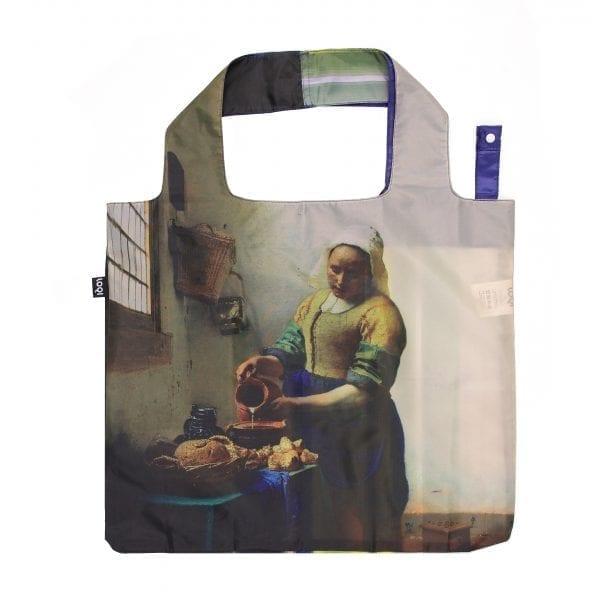 Loqi bag. Johannes Vermeer - The Milkmaid