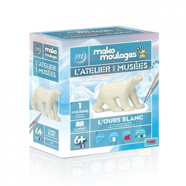 Mould Polar Bear