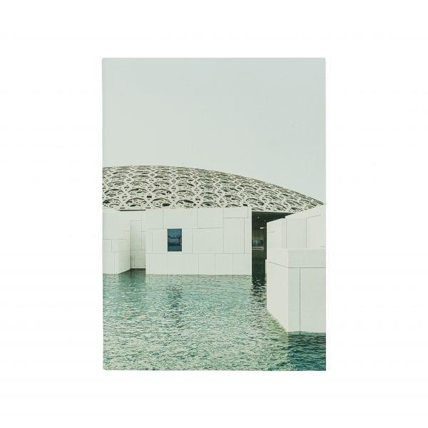 A5 Notebook Louvre Abu Dhabi
