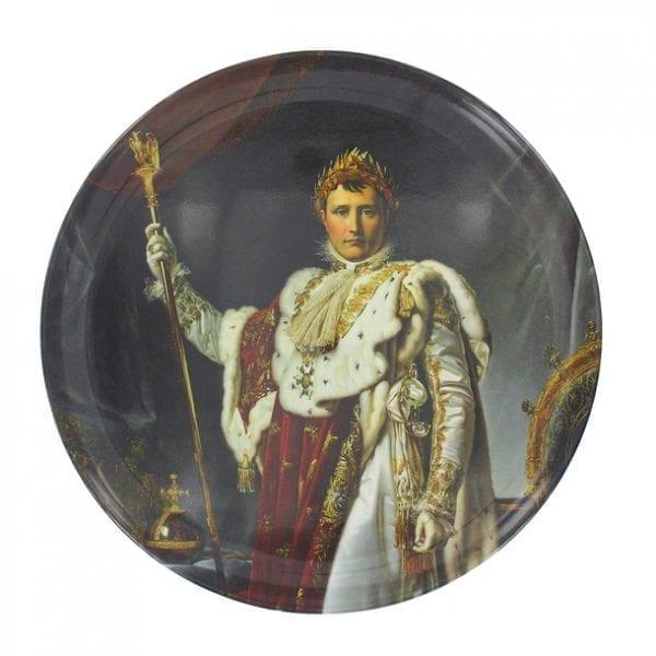 Plate Napoleon I