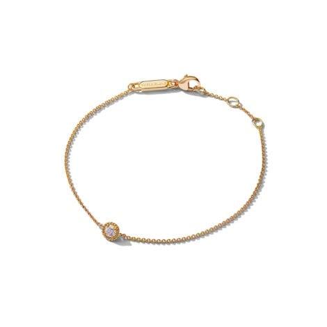 Salasil Gafla Bracelet, Yellow Gold