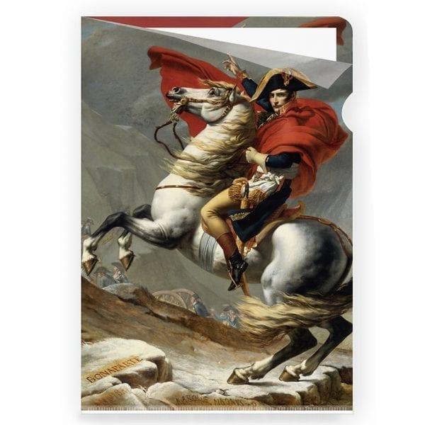 Clear file folder Napoleon