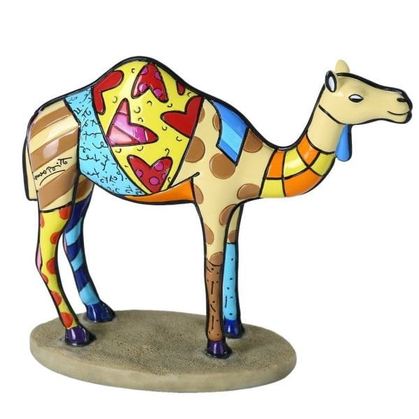 Camel figurine The Carioca