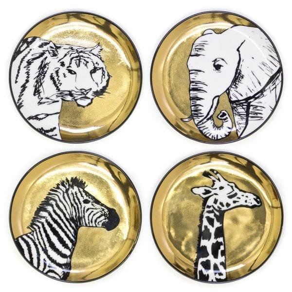 Animalia Coasters
