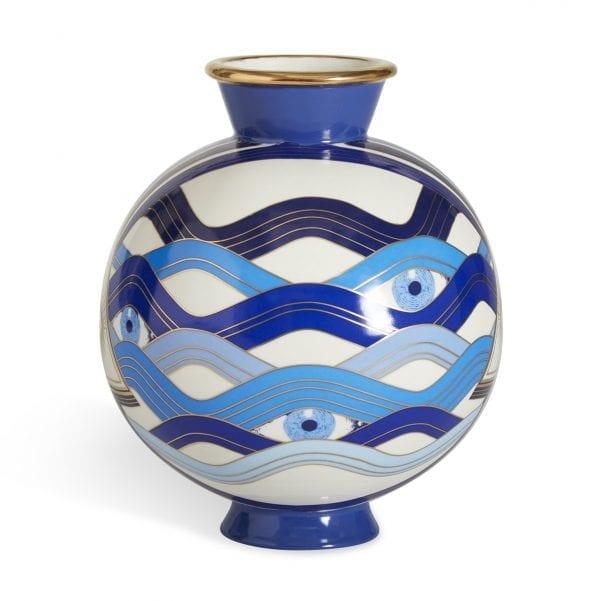 Druggist Eye Vase