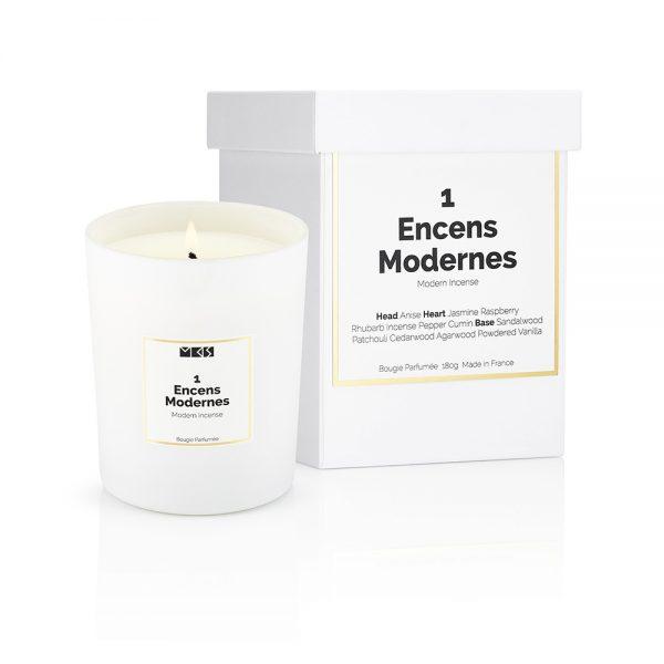 MKS Candle Encens Modernes #1